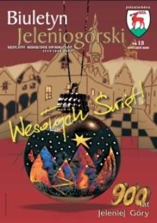 Biuletyn Jeleniogórski : bezpłatny miesięcznik informacyjny, 2009, nr 13