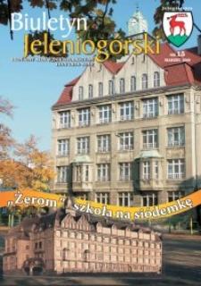 Biuletyn Jeleniogórski : bezpłatny miesięcznik informacyjny, 2009, nr 15