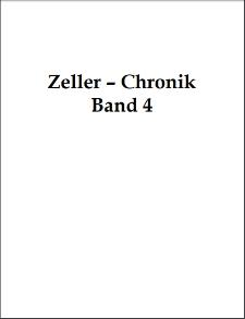 Zeller-Chronik. Bd. 4 [Dokument elektroniczny]