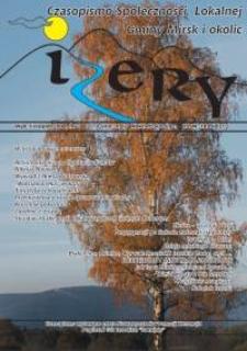 Izery : czasopismo społeczności lokalnej Gminy Mirsk i okolic, 2008, nr 3 (listopad)