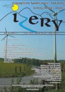 Izery : czasopismo społeczności lokalnej Gminy Mirsk i okolic, 2009, nr 9 (maj)