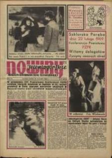 Nowiny Jeleniogórskie : magazyn ilustrowany ziemi jeleniogórskiej, R. 12, 1969, nr 8 (559)