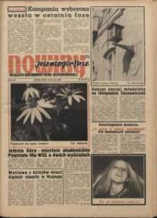 Nowiny Jeleniogórskie : magazyn ilustrowany ziemi jeleniogórskiej, R. 12, 1969, nr 20 (571)