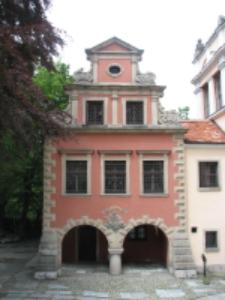 Jelenia Góra : Muzeum Karkonoskie - kamieniczka [Dokument ikonograficzny]
