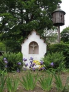 Jelenia Góra : Muzeum Karkonoskie - kapliczka [Dokument ikonograficzny]