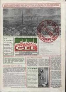 """Wspólny cel : gazeta załogi ZWCH """"Chemitex-Celwiskoza"""", 1989, nr 35/36 (1115/1116)"""