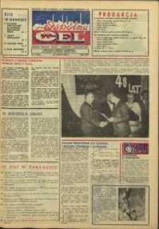 """Wspólny cel : gazeta załogi ZWCH """"Chemitex-Celwiskoza"""", 1988, nr 5 (1050)"""