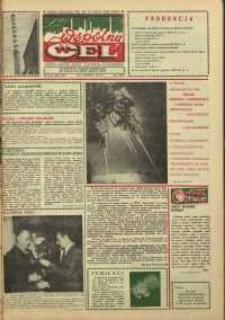 """Wspólny cel : gazeta załogi ZWCH """"Chemitex-Celwiskoza"""", 1988, nr 35/36 (1080/1081)"""