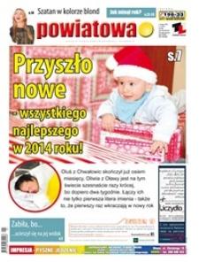 Gazeta Powiatowa - Wiadomości Oławskie, 2014, nr 1