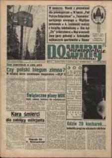 Nowiny Jeleniogórskie : magazyn ilustrowany ziemi jeleniogórskiej, R. 6, 1963, nr 51/52 (299-300)