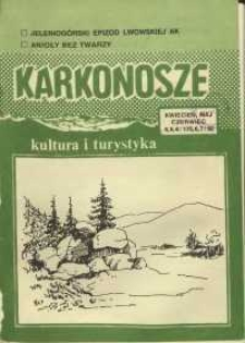Karkonosze: Kultura i Turystyka, 1992, nr 4/5/6 (175/6/7)