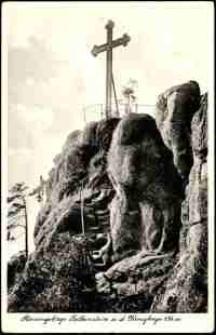 Góry Sokole - Krzyżna Góra [Dokument ikonograficzny]