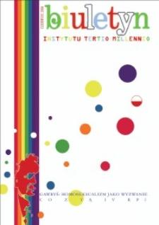 Biuletyn Instytutu Tertio Millennio, 2006, nr 4 (czerwiec)