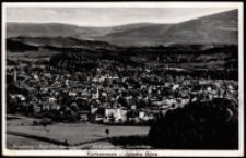 Jelenia Góra - widok ze Wzgórza Kościuszki [Dokument ikonograficzny]