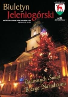 Biuletyn Jeleniogórski : bezpłatny miesięcznik informacyjny, 2009, nr 24