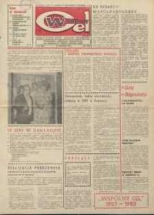 """Wspólny cel : gazeta załogi ZWCH """"Chemitex-Celwiskoza"""", 1983, nr 31 (896)"""