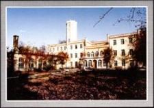 Mysłakowice - Pałac króla pruskiego Fryderyka Wilhelma III [Dokument ikonograficzny]
