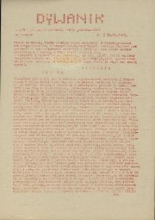 """Dywanik : pismo niezależne członków NSZZ """"Solidarność"""" w Kowarach, 1983, nr 3"""