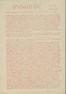 """Dywanik : pismo niezależne członków NSZZ """"Solidarność"""" w Kowarach, 1983, nr 5"""