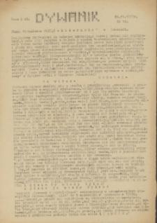 """Dywanik : pismo niezależne członków NSZZ """"Solidarność"""" w Kowarach, 1983, nr 12"""
