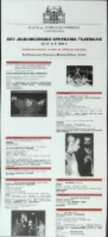 XXV Jeleniogórskie Spotkania Teatralne [Dokument życia społecznego]