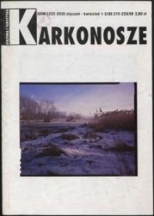 Karkonosze: Kultura i Turystyka, 1998, 1-2 (219-220)