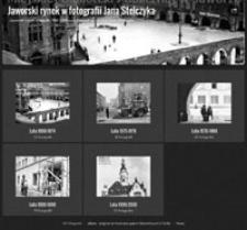 Jaworski rynek w latach 1960-2000 na zdjęciach Jana Stelczyka