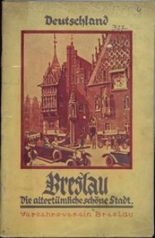 Breslau : die altertümliche schöne Stadt