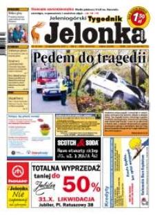 Jelonka.com : jeleniogórski tygodnik, R. II, 2007, 43 (54) [Dokument elektroniczny]