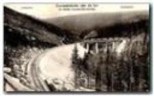 Szklarska Poręba - Harrachov - linia kolejowa [Dokument ikonograficzny]