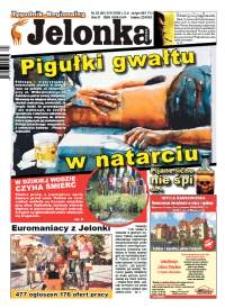 Jelonka.com : jeleniogórski tygodnik, R. III, 2008, 23 (87) [Dokument elektroniczny]