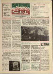 """Wspólny cel : gazeta załogi ZWCH """"Chemitex-Celwiskoza"""", 1989, nr 10 (1091)"""