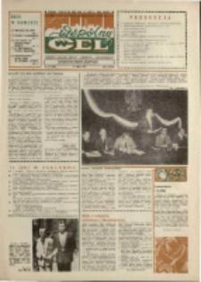 """Wspólny cel : gazeta załogi ZWCH """"Chemitex-Celwiskoza"""", 1989, nr 13 (1094)"""