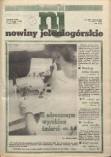 Nowiny Jeleniogórskie : tygodnik PZPR, R. 31, 1988, nr 18 (1534!)