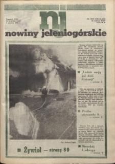 Nowiny Jeleniogórskie : tygodnik PZPR, R. 31, 1988, nr 22 (1538!)