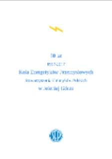 50 lat (1967-2017) Koła Energetyków Przemysłowych (Stowarzyszenia Elektryków Polskich) w Jeleniej Górze [Dokument elektroniczny]