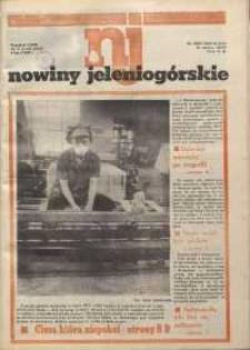 Nowiny Jeleniogórskie : tygodnik PZPR, R. 31, 1988, nr 27 (1543!)