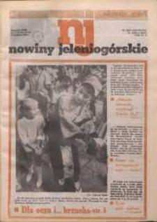 Nowiny Jeleniogórskie : tygodnik PZPR, R. 31, 1988, nr 33 (1548!)