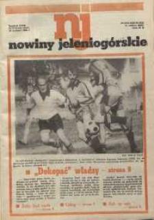 Nowiny Jeleniogórskie : tygodnik PZPR, R. 31, 1988, nr 37 (1552!)