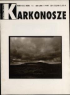 Karkonosze: Kultura i Turystyka, 1998, 3-4 (221-222)