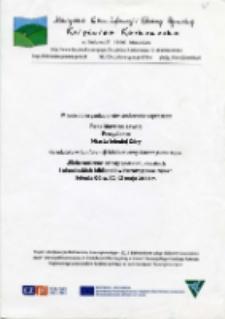Elektroniczne usługi polskich, czeskich i niemieckich bibliotek w Euroregionie Nysa : konferencja bibliotekarzy Euroregionu Neisse-Nisa-Nysa-2011 - zaproszenie [Dokument życia społecznego]