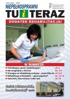 Niepełnosprawni Tu i Teraz : dodatek rehabilitacja! [Dokument elektroniczny]