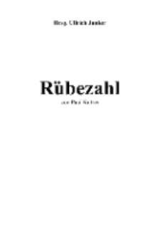Rübezahl [Dokument elektroniczny]