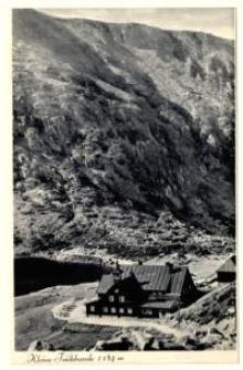 Mały Staw i Schronisko Samotnia [Dokument ikonograficzny]