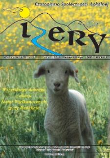 Izery : czasopismo społeczności lokalnej Gminy Mirsk i okolic, 2010, nr 16 (marzec)