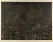 Widok miasta [Dokument ikonograficzny]