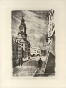Rynek-Ratusz [Dokument ikonograficzny]