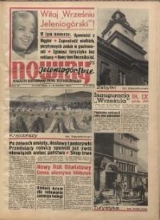 Nowiny Jeleniogórskie : magazyn ilustrowany ziemi jeleniogórskiej, R. 8, 1965, nr 37 (390)