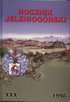 Rocznik Jeleniogórski, T. 30 (1998)