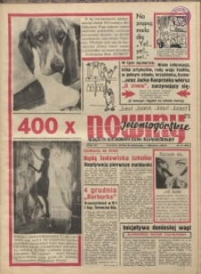 Nowiny Jeleniogórskie : magazyn ilustrowany ziemi jeleniogórskiej, R. 8, 1965, nr 47 (400)